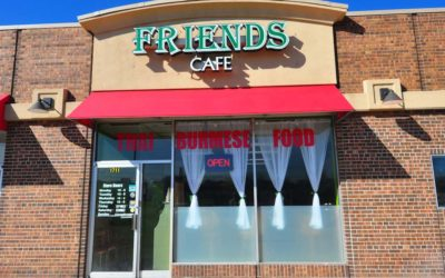 Friday Feast – Friends Cafe